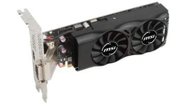 MSI GTX 1050 Ti Low Profile