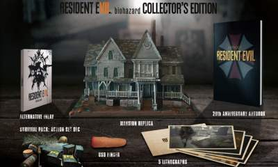 Resident Evil 7 - Collector's Edition