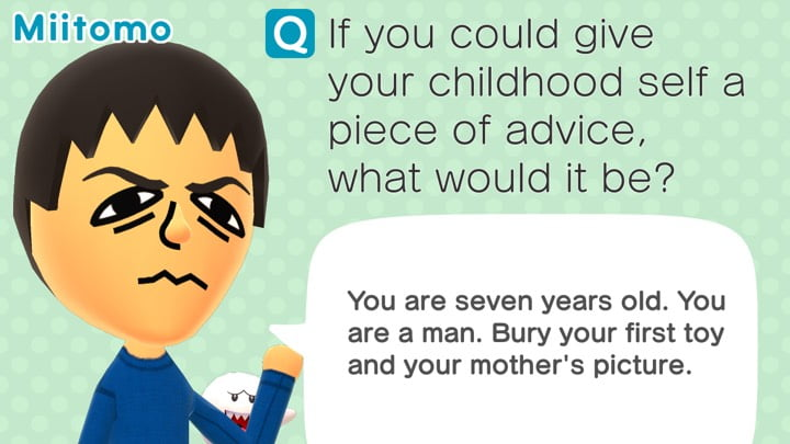 Miitomo Question