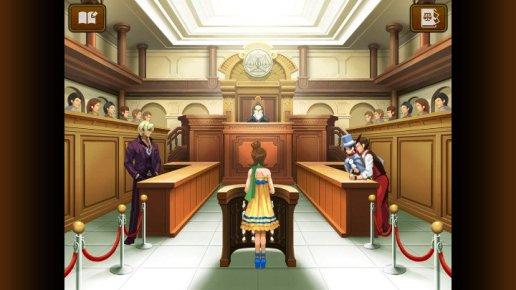 Apollo Justice: Ace Attorney iOS