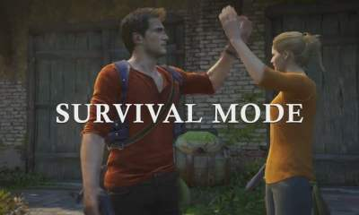 Uncharted 4 Survival Mode out now