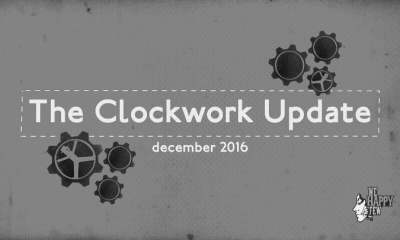 We Happy Few Clockwork update