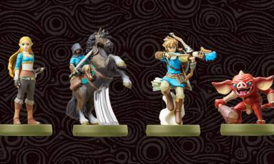 Legend of Zelda: Breath of the Wild - Amiibo