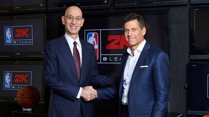 NBA 2K eLeague Agreement