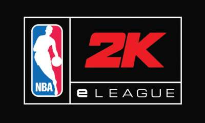 NBA 2K eLeague Logo