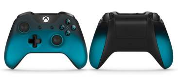 Xbox One Wireless Controller – Ocean Shadow