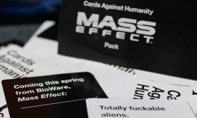 Mass Effect Cards Against Humanity