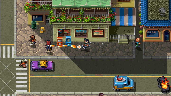 Nindies Showcase – Shakedown Hawaii