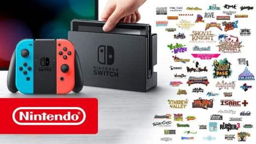 Nindies Showcase Switch launch