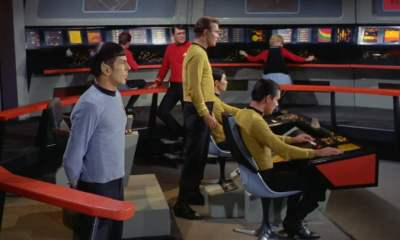 Star Trek: Bridge Crew The Original Series Enterprise