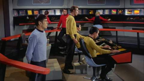 Star Trek: Bridge Crew The Original Series Enterprise