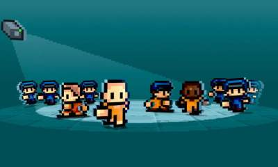 The Escapists mobile versions Android iOS