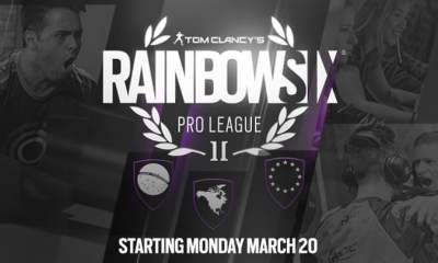 Rainbow Six - Pro League