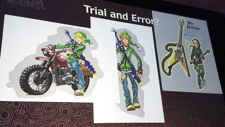 Breath of the Wild - Concepts