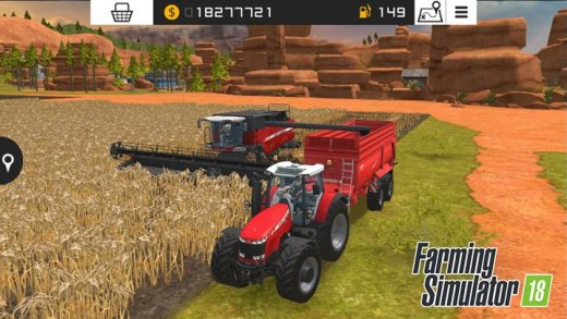 Farming Simulator 18 - 3DS and Vita