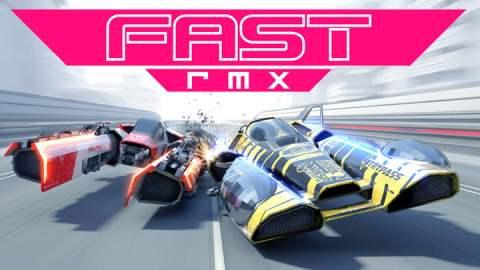 Fast RMX - Nintendo Switch