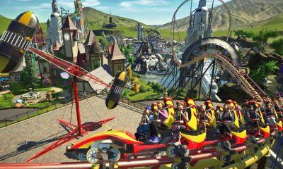 Planet Coaster - Spring update