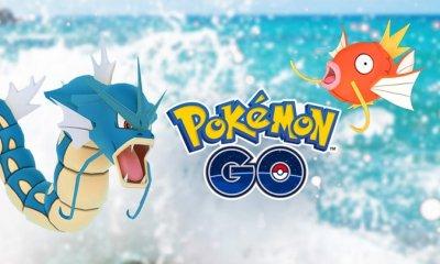 Pokémon GO Global Water Festival