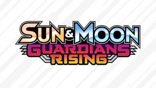 Pokémon TCG: Sun & Moon - Guardians Rising