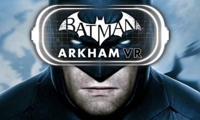 Arkham VR PC version