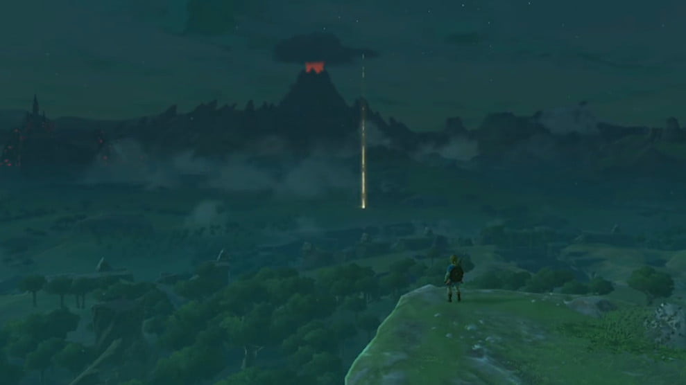 Breath of the Wild technology and magic