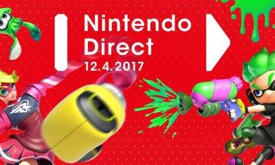 Nintendo Direct – April 12th, 2017