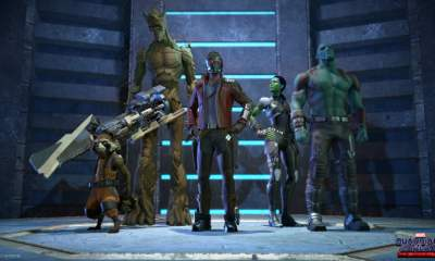 Telltale's Guardians of the Galaxy