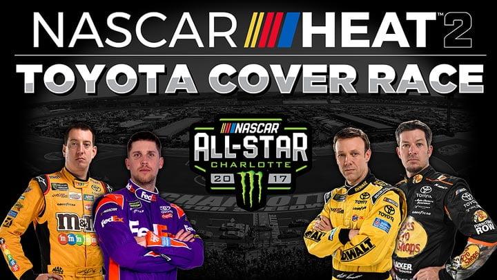 NASCAR Heat 2 - cover race