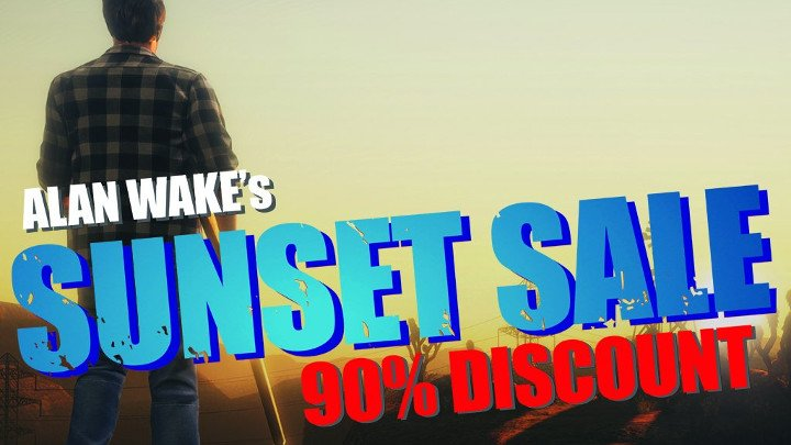 Get Alan Wake for a heavy discount (before it disappears indefinitely) - Thumbsticks