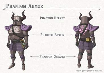 Breath of the Wild DLC - Phantom