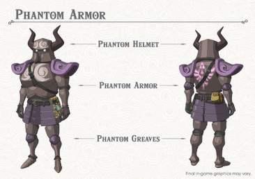 Breath of the Wild DLC - Phantom