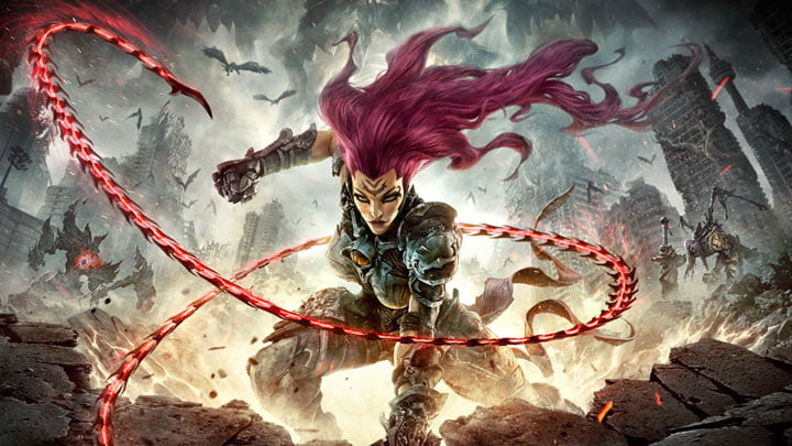 Darksiders III fails to light up the UK video games chart