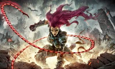 Darksiders 3 - Fury