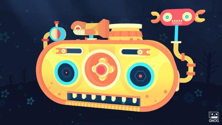 Gnog submarine