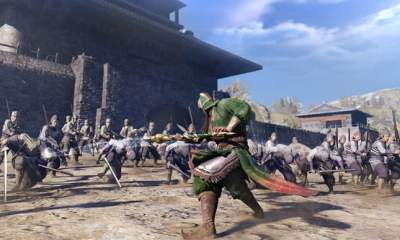 Dynasty Warriors 9 - combat