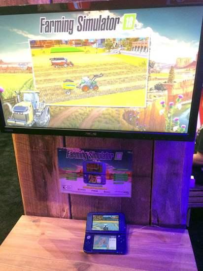 Farming Simulator 18 - 3DS