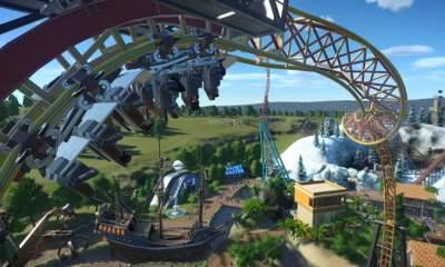 Planet Coaster summer update