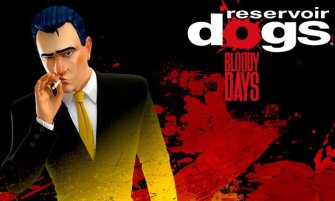 Reservoir Dogs: Bloody Days - artwork