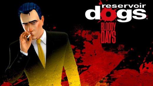 Reservoir Dogs: Bloody Days - artwork