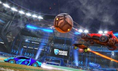 Rocket League Anniversary Update