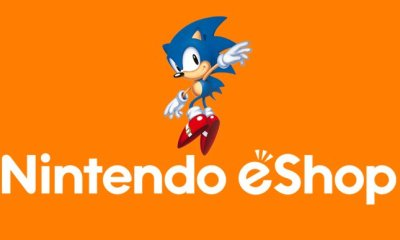 Sonic the Hedgehog eShop sale
