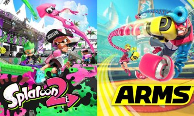 Nintendo - Splatoon 2 and Arms E3 tournaments