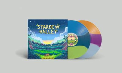 Stardew Valley vinyl soundtrack
