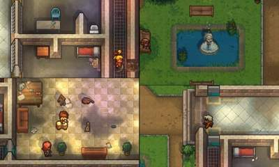 The Escapists 2 - multiplayer