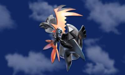 Legendary Pokémon Shiny Tapu Koko