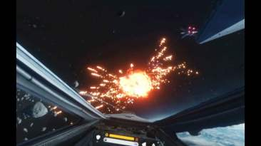 Star Wars Battlefront Rogue One X-Wing VR Mission