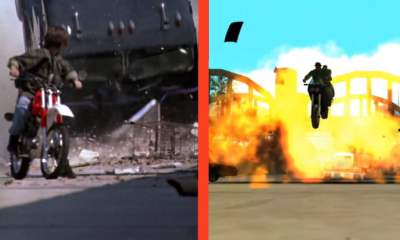 Cut scenes: GTA San Andreas vs. Terminator 2