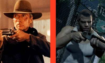 Cut Scenes: Mafia 3 vs Clint Eastwood's Unforgiven