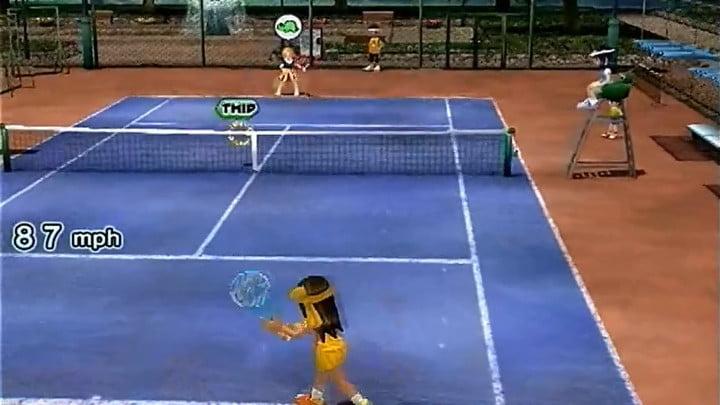 Hot Shots Tennis/Everybody's Tennis