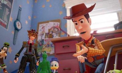 Kingdom Hearts 3 - Woody